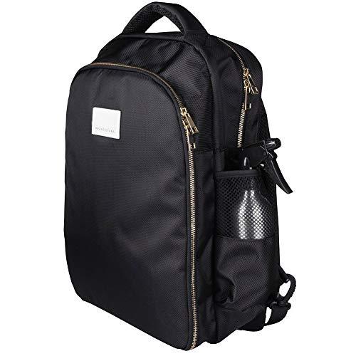 WANGXN Rucksack für Friseur Segeltuch-Rucksack für Männer Frauen Leichte Spielraum-Rucksack Netter Schultertasche