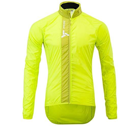 SILVINI GELA Ultraleicht Windbreaker Fahrradjacke Männer Sommer Fahrrad Windjacke Herren Fahrrad Regenjacke Herren Ultraleichte Regenjacke Laufjacke Herren Regenjacke Herren Fahrrad