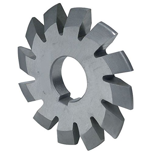 TTC 10-283-100 10 D/P-#3 E18 Involute HSS Gear Cutter