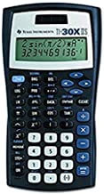 $28 » Back To School Texas Instruments Fundamental TI-30X IIS, 2-Line Scientific Calculator Supply Kit, Essential Classroom Teaching & Advance Training Resource Tool for Math Science Algebra Statistics Trig