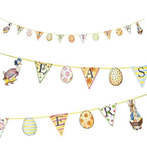 The Original Peter Rabbit Easter Party Garland