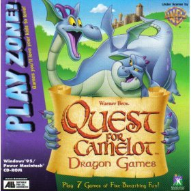 dragon games quest for camelot - 2