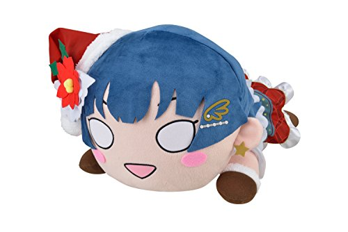 SEGA Love Live! Sunshine !! Nesoberi stuffed Yoshiko Tsushima- Santa Girl edited by awakening 'LLJapan import