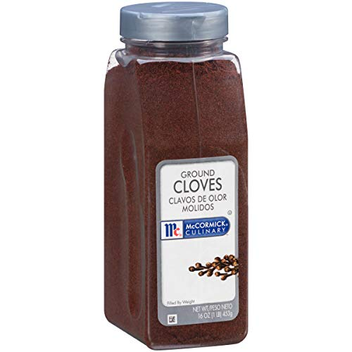 McCormick Culinary Ground Cloves, 16 oz