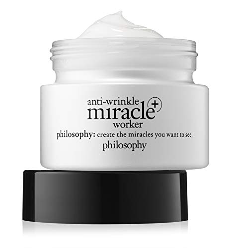 philosophy anti-wrinkle miracle worker - moisturizer, 0.5 oz