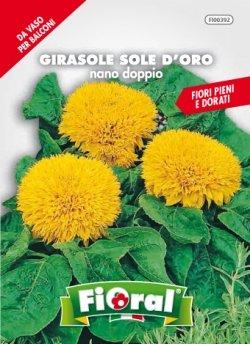 L'Ortolano Semences de fleur de qualité en sachet pour utilisation amateur
