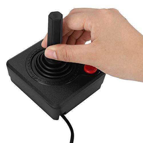 Viccilley Tifanya Kontroler joystick - retro klasyczny analogowy 3D joystick kontroler sterowanie grą dla Atari 2600