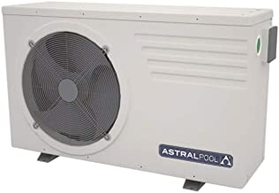 Astralpool Estetoscopio fonendoscopio Bomba de Calor para Piscina HP S Negro Base múltiple 6