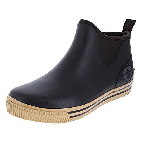 Skechers Men's Boot Rain Shoe, Brown, 13