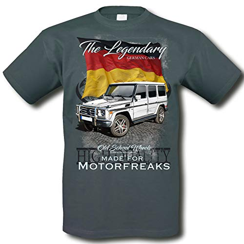youtex Merced G KLASSE GELÄNDEWAGEN Vintage T-Shirt (XXL)