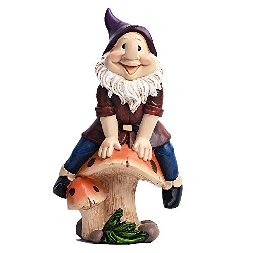 Garden Ornaments Outdoor - Garden Ornaments Christmas Decorations, Outdoor Ornaments Home Decor Accessories Statues, Outdoor Garden Ornaments Birthday New Year Christmas for Kids Boys Girls Friends