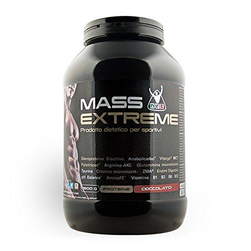 Net Mass Extreme 1500 g. Cioccolato