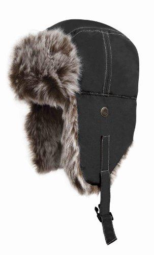 RESULT - bonnet sherpa classique RC56 - noir - taille M - mixte homme/femme