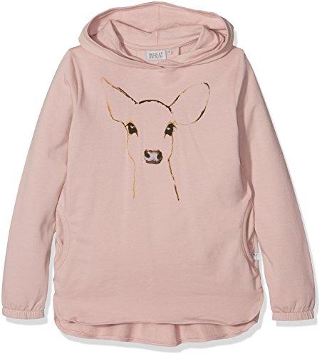 Wheat Kapuzensweatshirt Deer, Felpa Bambina