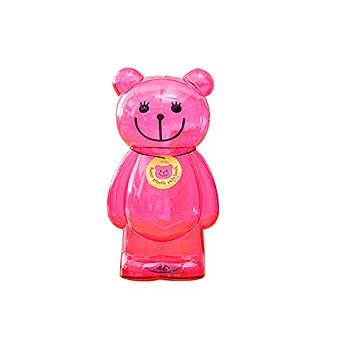 Monllack Super Große Spardose Transparent Sparschwein Kunststoff Sparmünze Sicher Bargeld Süßigkeiten Wohnkultur Kinder Kind Geschenk
