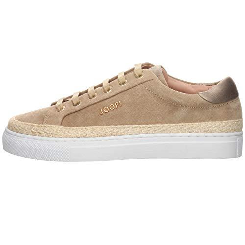 Joop! - Sneaker da donna in cotone, colore: beige, taglia 38
