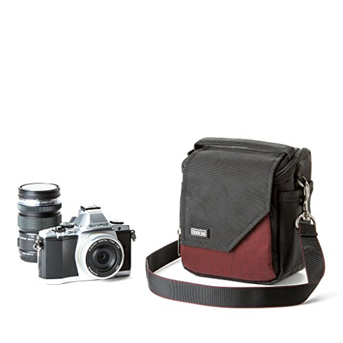 Think Tank Mirrorless Mover 10, Camera Bag, Red, 13.5 centimeters