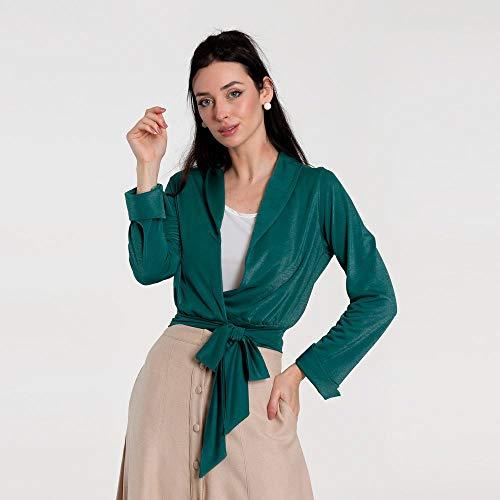 Blusa Feminina Cachequer - Verde M