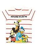 Disney Camiseta de Manga Corta para niños Mickey Mouse Multicolor 2-3 Años
