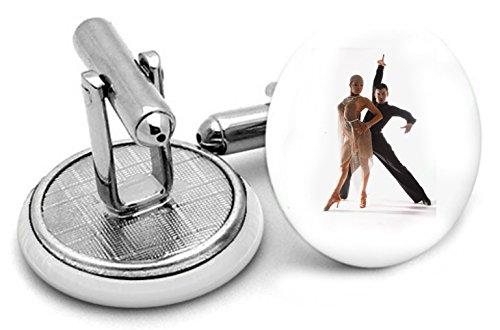 Chaussures de Danse de couple boutons de manchette, mariage, boutons de manchette, groomsmen personnalisée de mariage Boutons de manchette, Idée Cadea