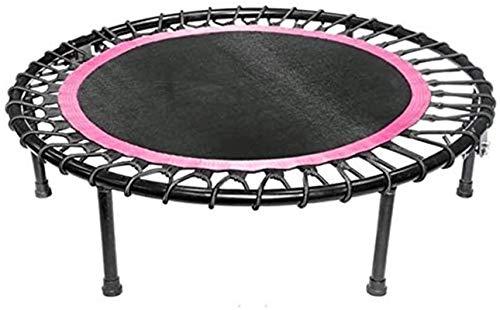 BRFDC Trampolin Fitness Deportes Indoor Trampolín for Uso Particular niños Indoor Trampolín Gimnasio Pérdida de Peso