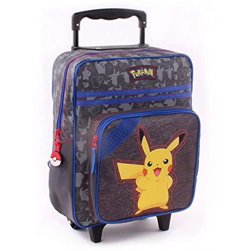 Pokémon Enfants Trolley | Sac à Dos 35 x 28 x 15 cm |...