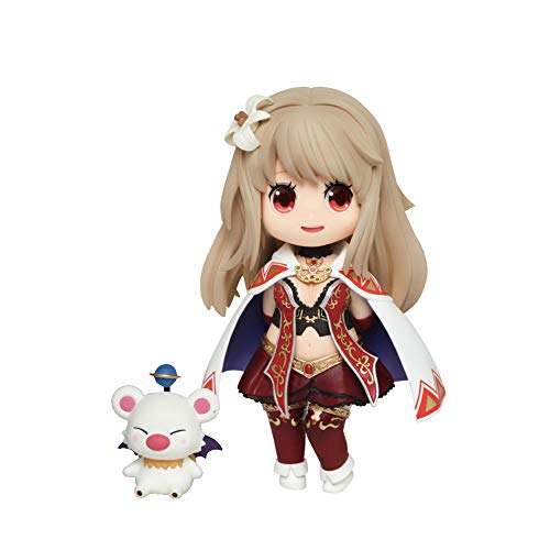 taito FINAL FANTASY BRAVE EXVIUS Puchietto figure Fina Mowgli japan limited item