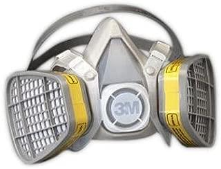 3M 50051138215731 Half Face Piece Disposable Respirators 5000 Series
