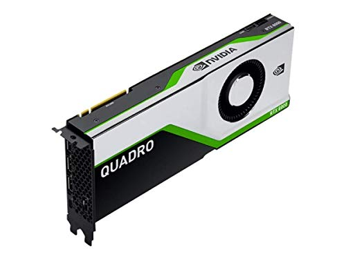 PNY Quadro Rtx 8000 - Memoria RAM de 48 GB GDDR6 (reacondicionado)