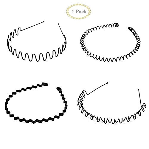 Hair Hoop - 4 PC...