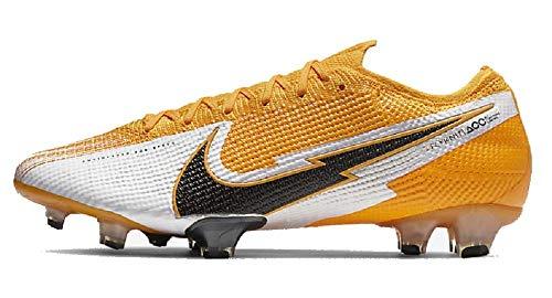 Nike Vapor 13 Elite Fg Firm-Ground Fútbol Cleat Hombres Aq4176-801, Naranja (Laser Naranja/Negro-blanco-laser Naranja), 39.5 EU