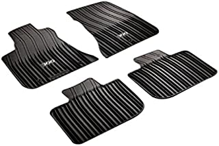 Mopar 82212254AB Black All-Weather Floor Mat