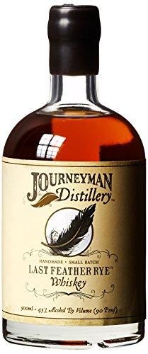 Journeyman Last Feather Rye Whiskey Grain-Rye-Corn (1 x 0.5 l)