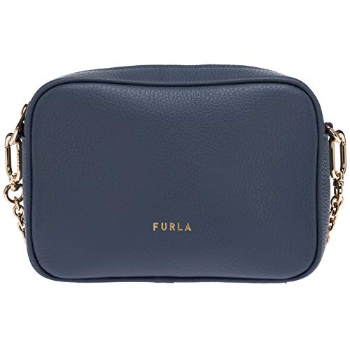Furla women Real shoulder bag blu