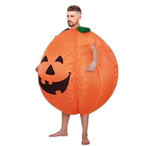 Cos KostüM Halloween KüRbis KostüM KüRbis Aufblasbares KostüM BüHnenshow Cartoon Puppe Zu Fuß Aufblasbares KostüM SpielkostüM
