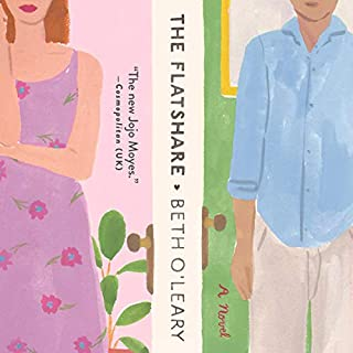 The Flatshare audiobook cover art