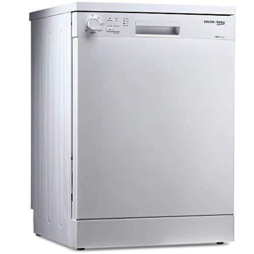 Voltas Beko White Dishwasher DF14W