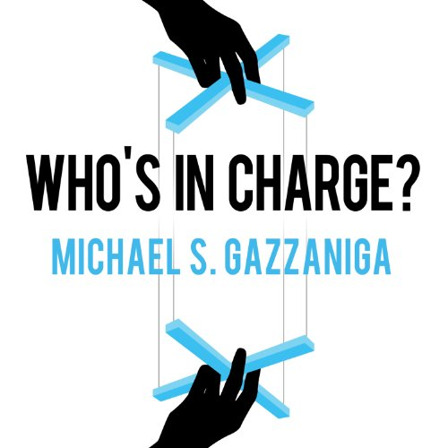 Who's in Charge? audiobook cover art