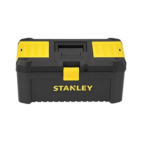 STANLEY STST1-75517 Cassetta Porta Utensili, Nero/Giallo, 16