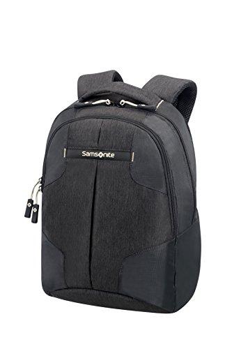 Samsonite Rewind: Mochila pequeña para laptop  38 cm  15  negro