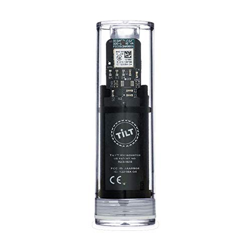 Digital wireless hydrometer and thermometer (Black)
