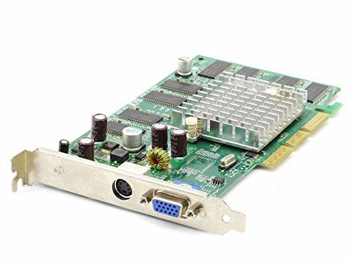 Leadtek LR2969 Nvidia GeForce FX5500 Chip 256MB RAM VGA Video AGP Graphics Card (Zertifiziert und Generalüberholt)