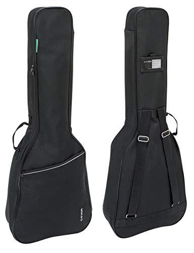 Gewa Gitarren Gig Bag, Klassik Gitarrentasche 1/2 Basic 5