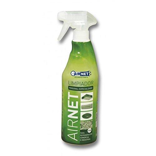 REPUESTOELECTRO AIRNET Detergente/Eliminador Olores Desinfectante Profesional Aire Acondicionado