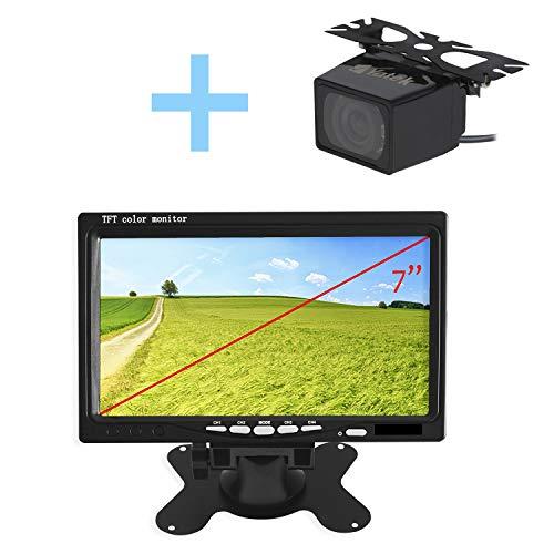 YATEK Kit visión Trasera con Monitor 7