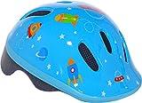 WeeRide Casco de Bicicleta Casco bebé, Bebés Unisex, Azul, XXS