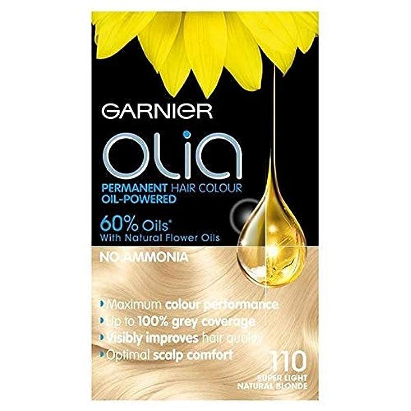 最後に市民権多様な[Garnier ] 永久的な毛髪染料最大ブリーチ110 Oliaガルニエ - Garnier Olia Permanent Hair Dye Maximum Bleach 110 [並行輸入品]