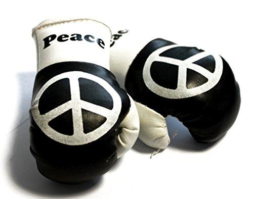 Mini Guantes de boxeo?Peace