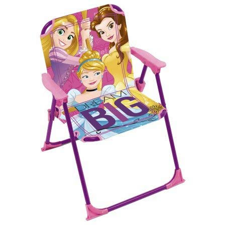 RA-HOMESTORE New Comfortable Disney Princess Foldable Chair, Can Be Used...
