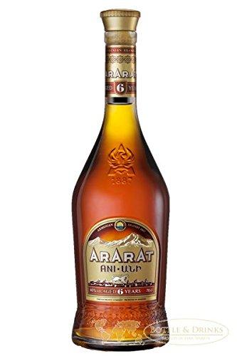 Ararat Ani - 6 Jahre Brandy 0,5 Liter